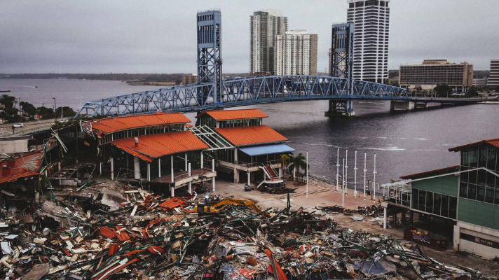 States most at risk for natural disasters 2020