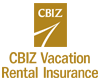 CBIZ Vacation Rental Insurance